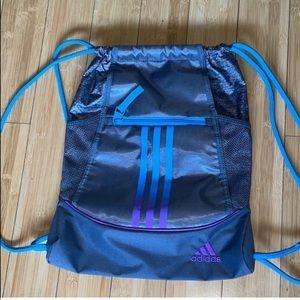 NWOT Adidas Drawstring Backpack
